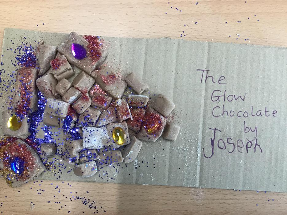 Presenting The Glow Box by Joseph