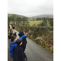 Pendle Hill (on a cloudy day!)