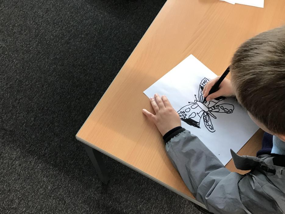 Developing our drawing skills