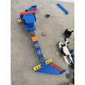 Harvey's Daily Lego Challenge a mini rollercoaster