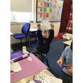 Creating snowflakes