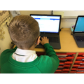 Typing is available for children