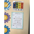 The children all use the Zones of Regulation in all classes
