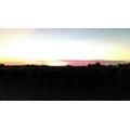 Beautiful Bordeaux Autumn sunset!