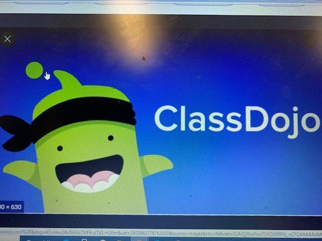 Homework on ClassDojo!