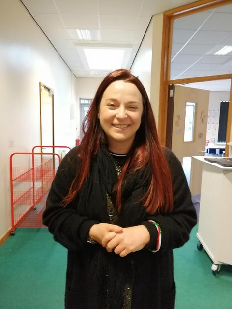Y3 Teacher - Mrs Leanne Scott
