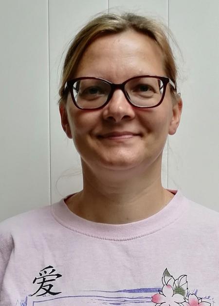 Maria Michalkova - Play Worker