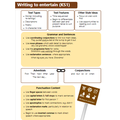 English- Writing
