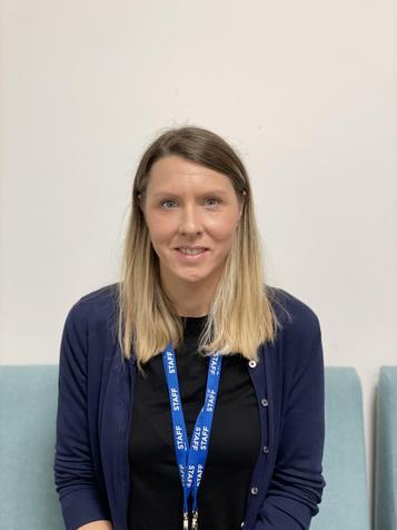 Miss Victoria Jones, Teaching Assistant