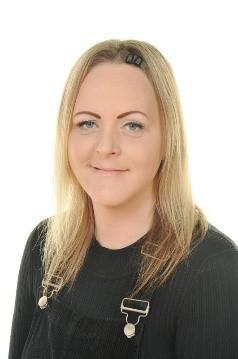 Miss Pauline Morgan, Teaching Assistant