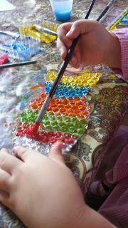 Make your own Rainbow Fish