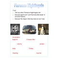 History- Florence Nightingale