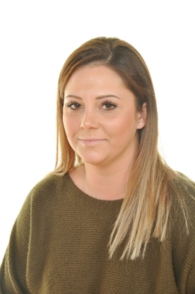 Christie Potter, Teaching Assistant