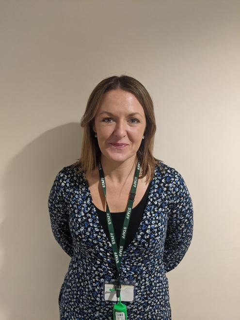 Mrs L Hevicon - Teaching Assistant