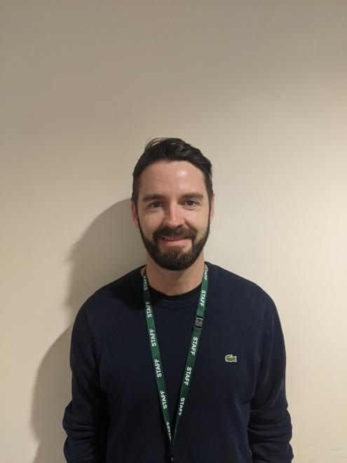 Mr G Warbrick - Teaching Assistant
