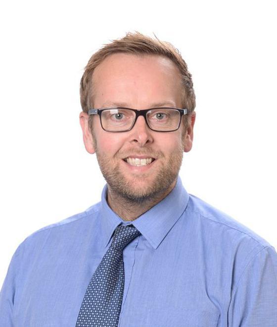 Mr D Byrne - Deputy Head/Year 6 (Hawthorn)