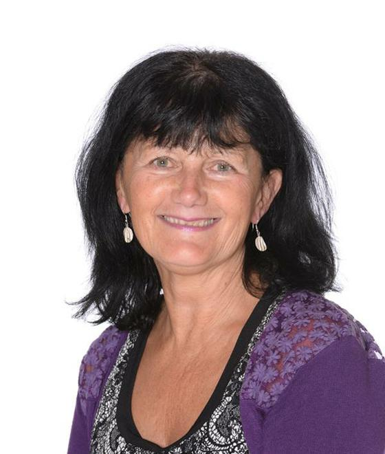 Mrs G Heathcote - Office Manager