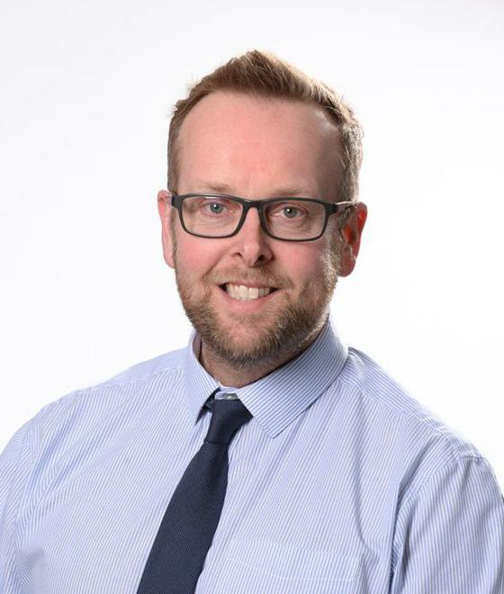 Mr Dave Byrne - Staff Governor