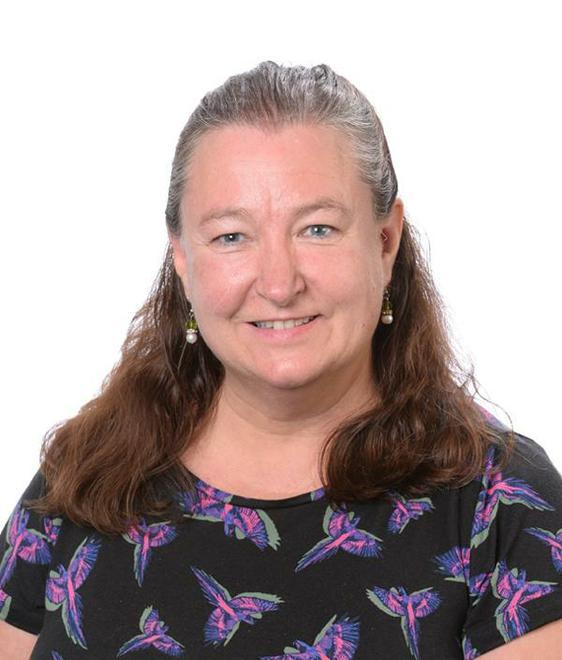Mrs H Fahy - HLTA
