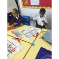 We used a frame structure and then used struts to strengthen our kites.