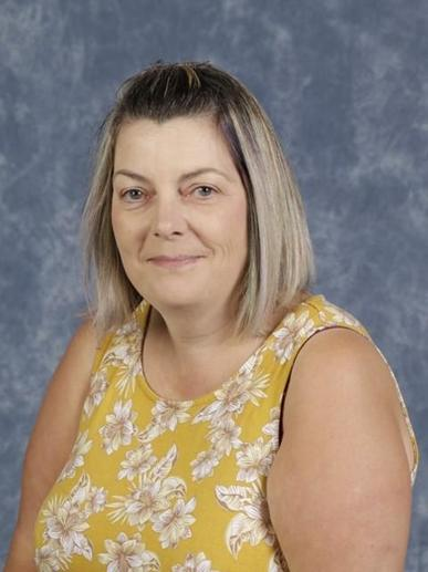 Mrs Healey - Higher Level Teaching Assistant