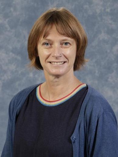 Mrs Harvey - Higher Level Teaching Assistant