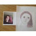 Amelia's family art