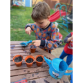 Planting up- I wonder what will grow?