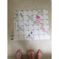 Pearl's 'Silly Game' board game
