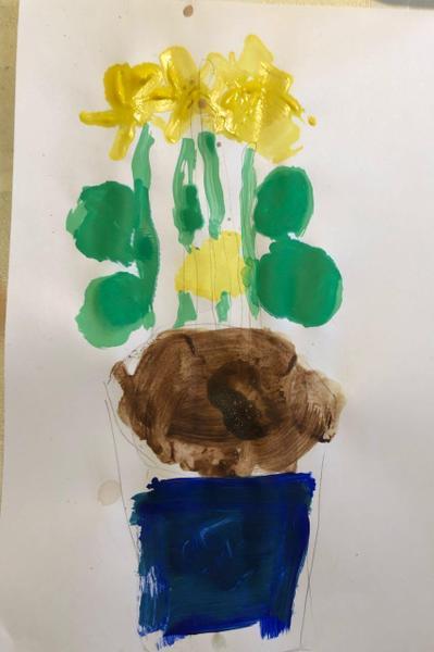 Ethan's Daffodils
