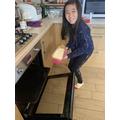 Brilliant baking Elvie