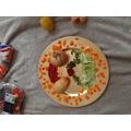 Quinn's food art
