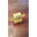 Jacob's chick with super sparkle wings!