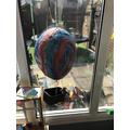 Harry's balloon