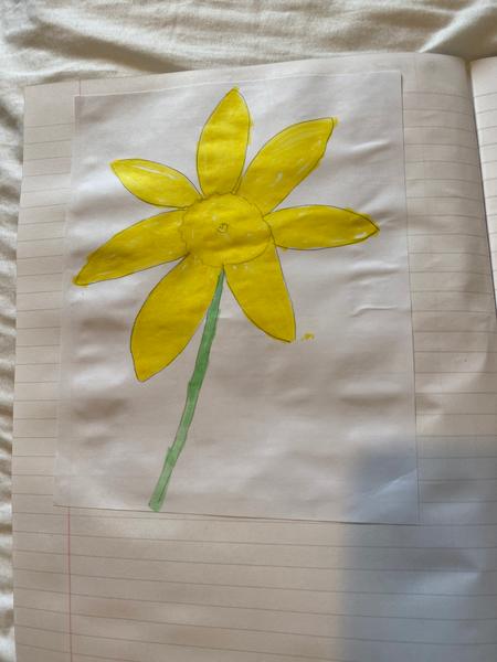 Poppy's daffodil