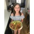 Chloe's pizza fakeaway
