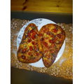 Abel's pizza.
