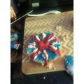 Lamine's VE Day Cake