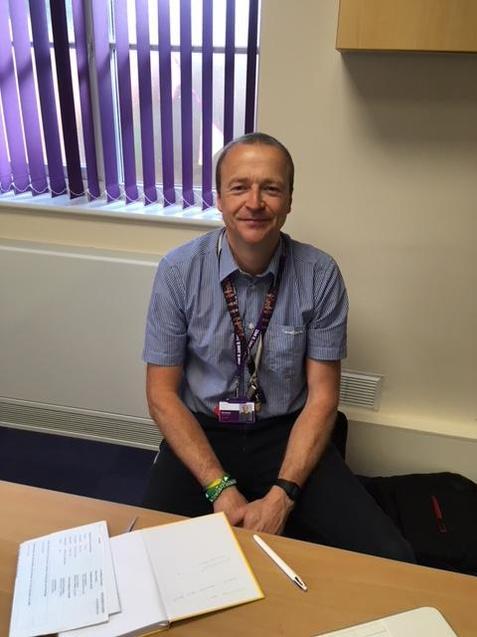 Mr Copper, Challenge Tutor and ICT