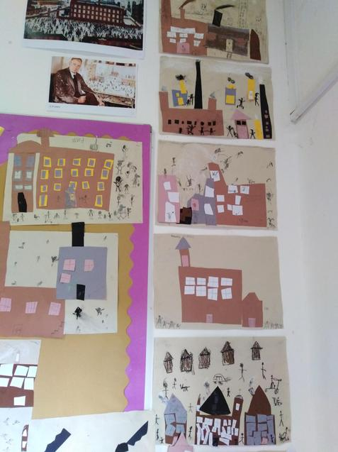 House Art - After LS Lowry