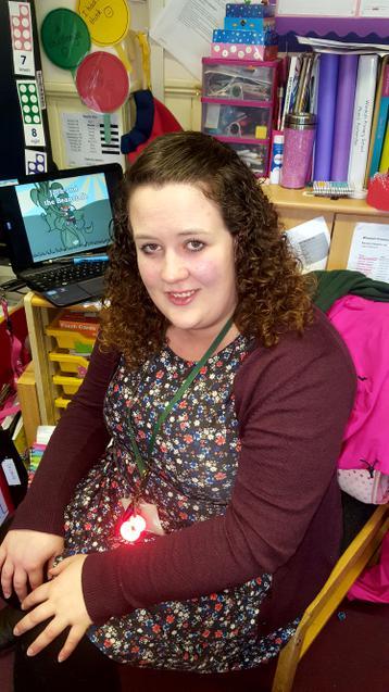 Miss Bartram,Ladybird Teacher, Assistant Head Teacher