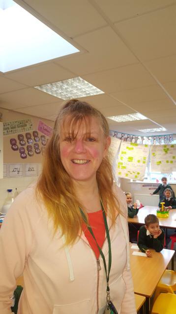 Mrs Cooper, Puffin Class Teacher