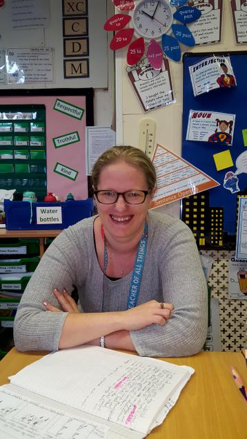 Mrs Grout, Penguin Class Teacher, SENCO