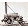 George Stephenson's Rocket
