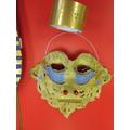 Yeliz's mask