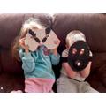 Dylan and Jasmine's Masks.jpg
