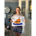 Millie's Lifeboat Poster