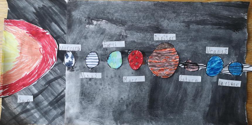 Wilson's solar system