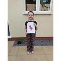 Aimee designs her own dinosaur!