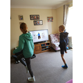 Tegan - Joe Wicks Workout